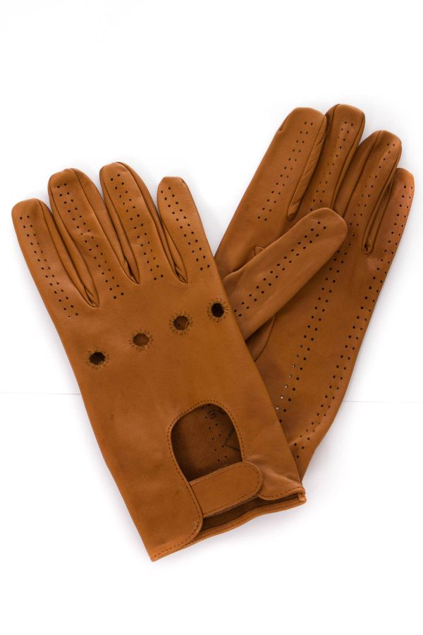 Gants Homme lucry 9260 AUTO CAMEL