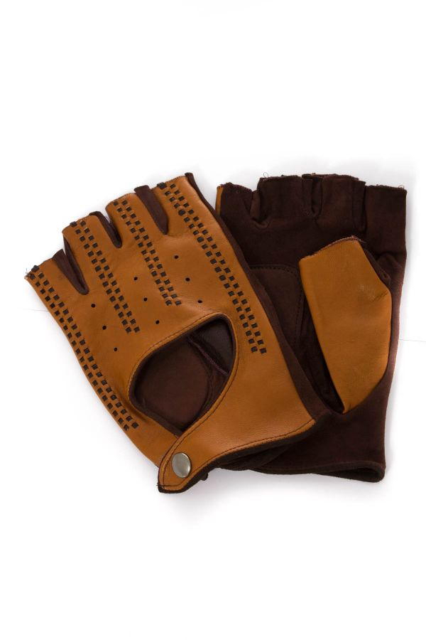 Gants Homme lucry 105 UOMO CAMEL