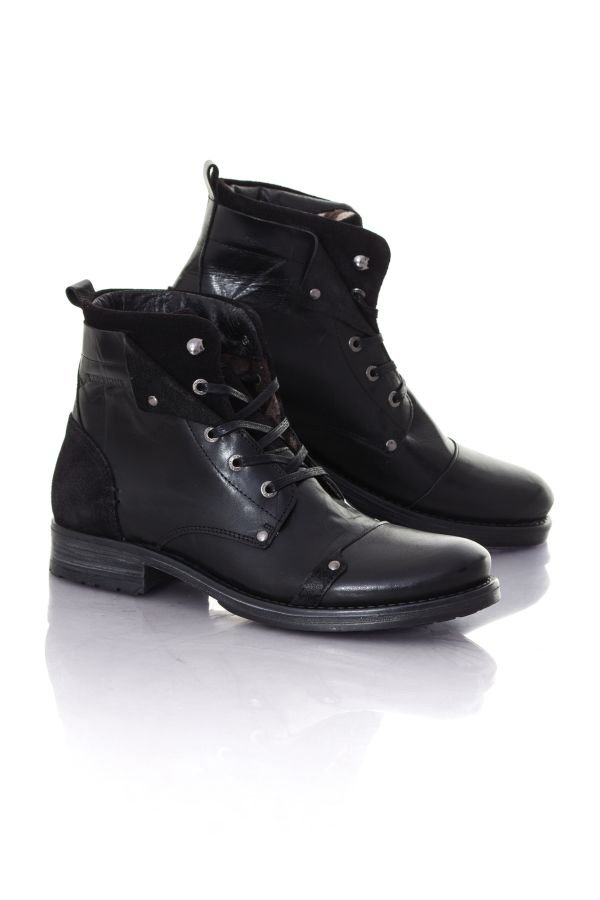 Boots / Bottes Homme Chaussures Redskins YEDES NOIR