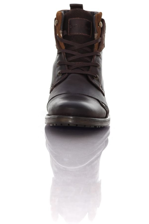 Boots / bottes Homme Chaussures Redskins YEDES CHATAIGNE COGNAC