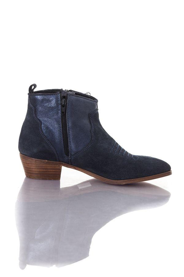 Boots / bottes Femme Kaporal Shoes NAYADE NAVY