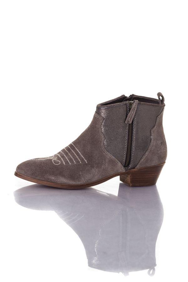 Boots / bottes Femme Kaporal Shoes NAYADE GRIS