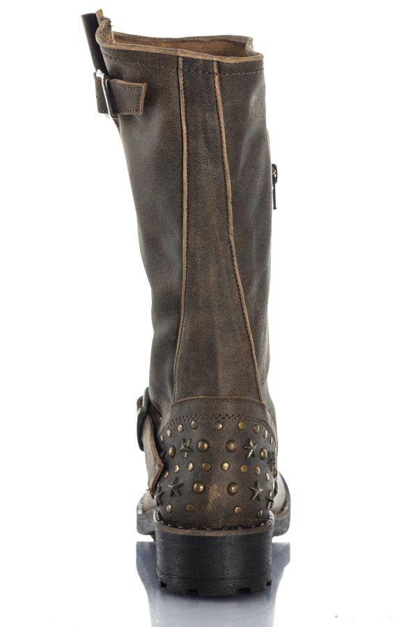 Boots / Bottes Femme Les Tropeziennes Par M Belarbi LYDIE BROWN