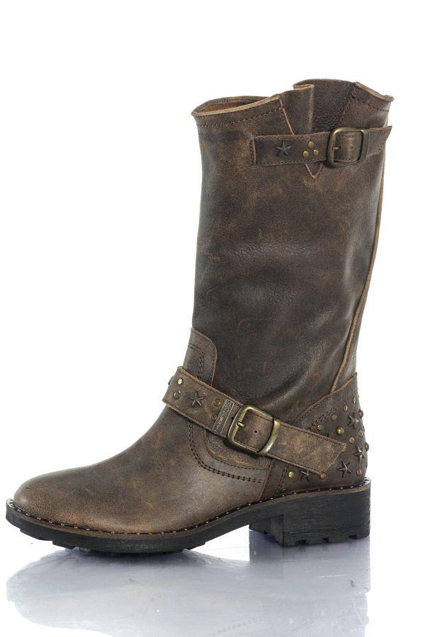 Boots / bottes Femme Les Tropéziennes par M Belarbi LYDIE BROWN