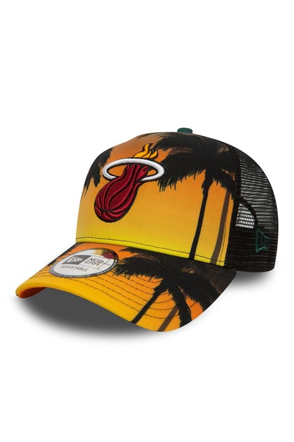 Casquette Homme New Era COASTAL HEAT TRCKR M OSFA 9303