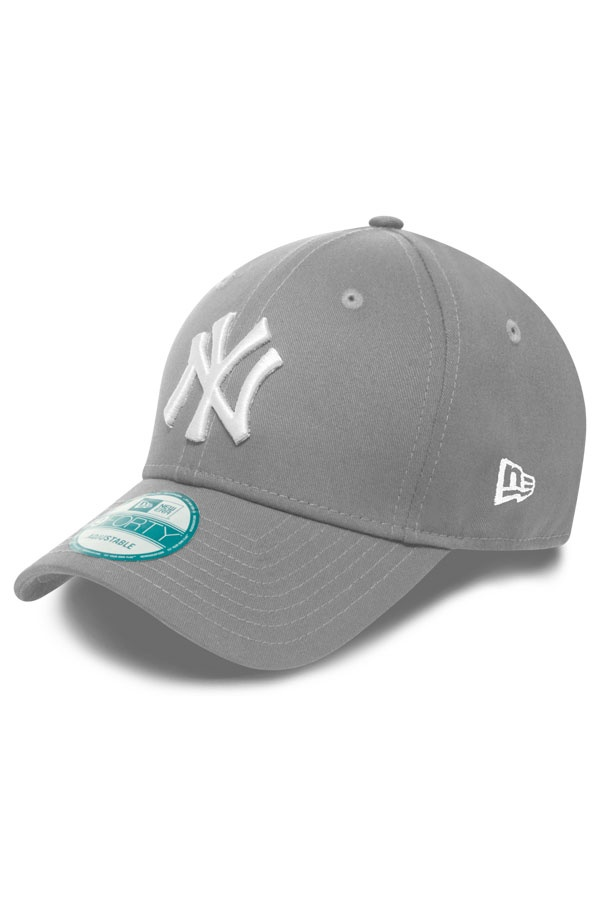 Casquette Homme New Era 940 LEAG BASIC NEYYAN GRAY/WHITE