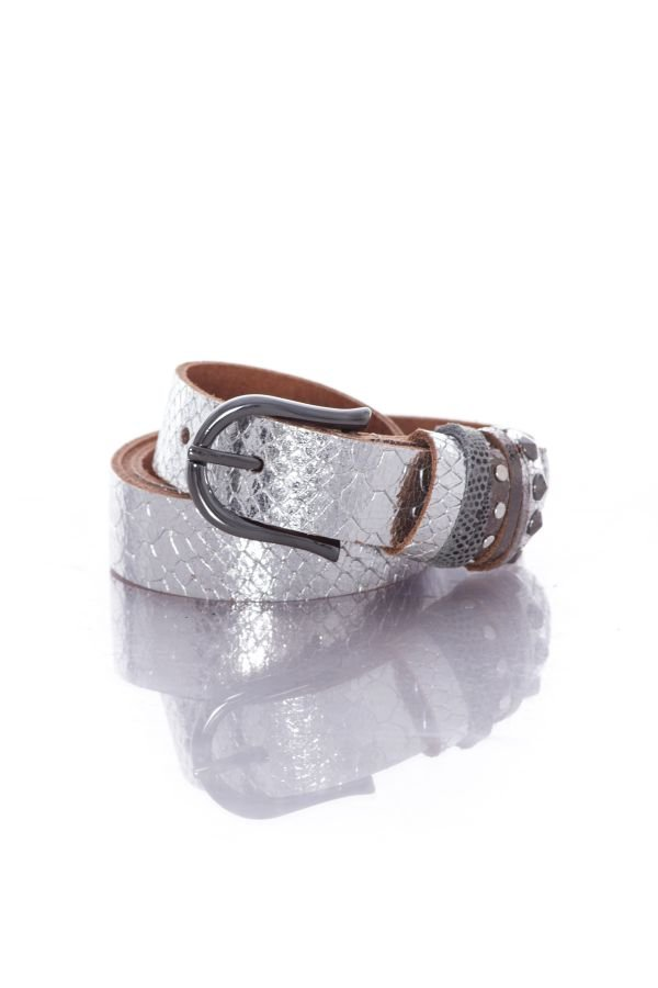 for whole family coupon codes where can i buy Ceinture Femme Kaporal BEAZ SILVER