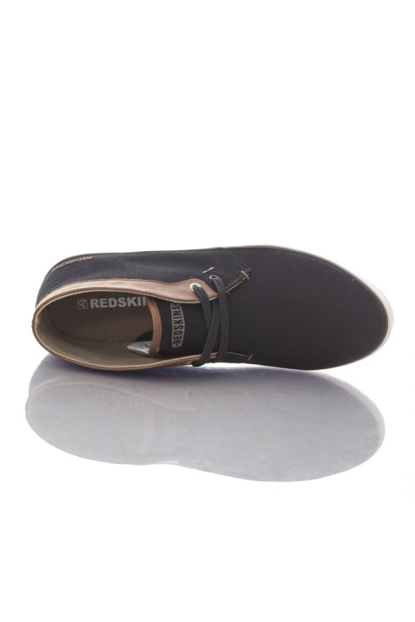 Chaussures Homme Chaussures Redskins LECODE NOIR ANTILOPE