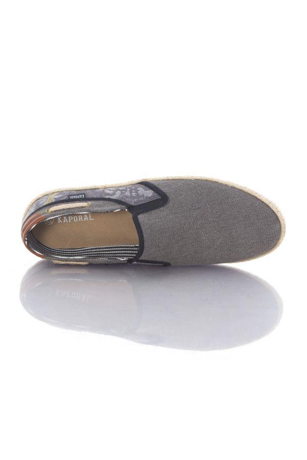 Chaussures Homme Kaporal Shoes JULIO GRIS PALMIER 123
