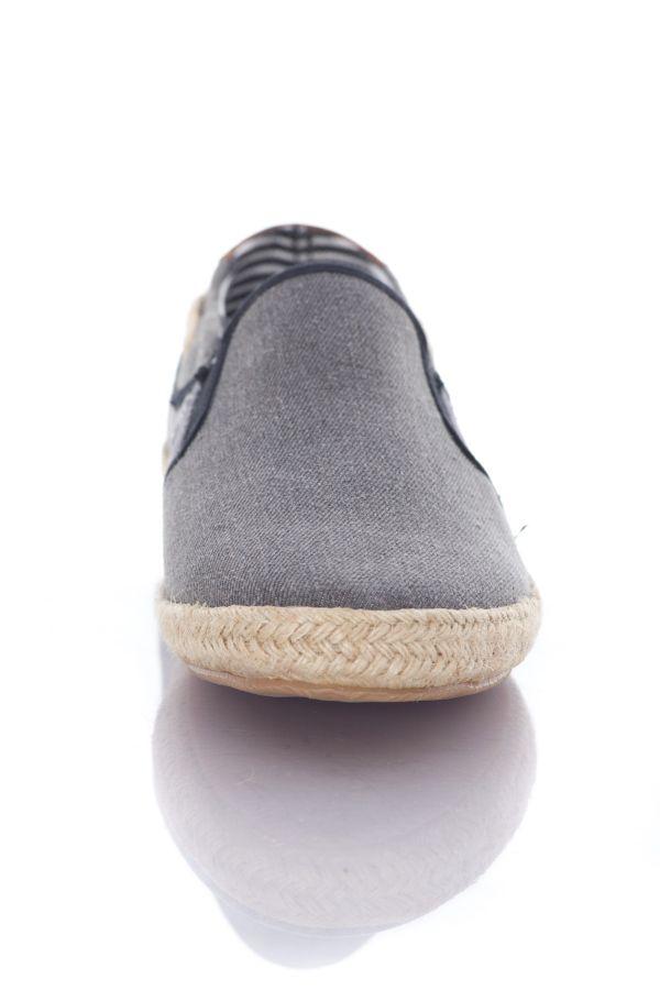 Kaporal Chaussures Julio gris palmier 123 HZPYC
