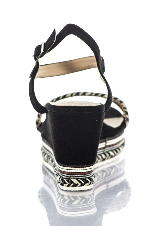 Chaussures Femme Kaporal Shoes SLYDE NOIR