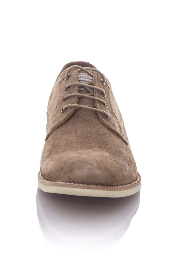 Chaussures à lacets Homme Chaussures Redskins MOLLO TAUPE