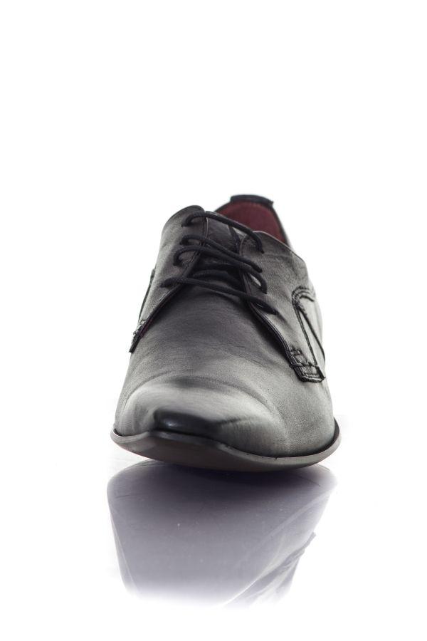 Chaussures à lacets Homme Chaussures Redskins PATRON NOIR