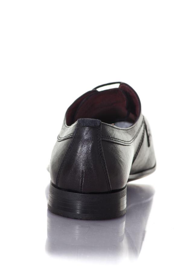 réduction jusqu'à 60% usa pas cher vente produits chauds Chaussures à lacets Homme Chaussures Redskins PATRON NOIR
