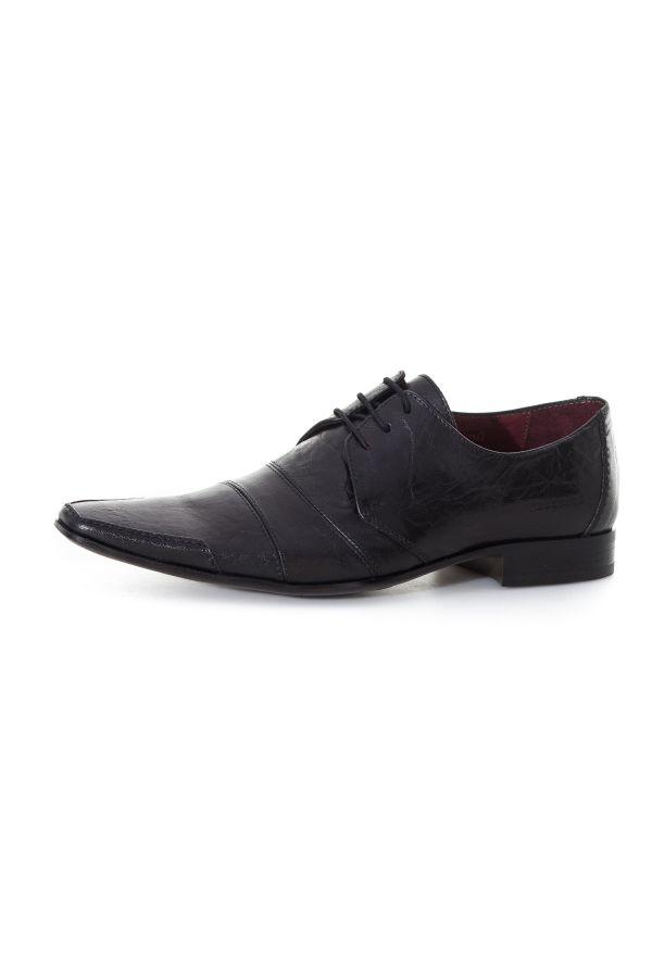 Chaussures à lacets Homme Chaussures Redskins VIVARDI NOIR