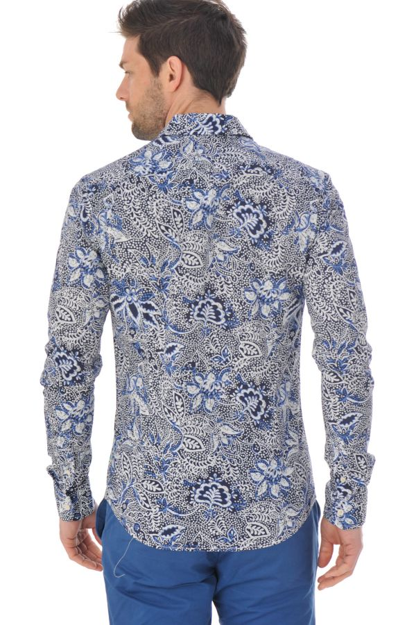 Chemise Homme Scotch and Soda 130703 A