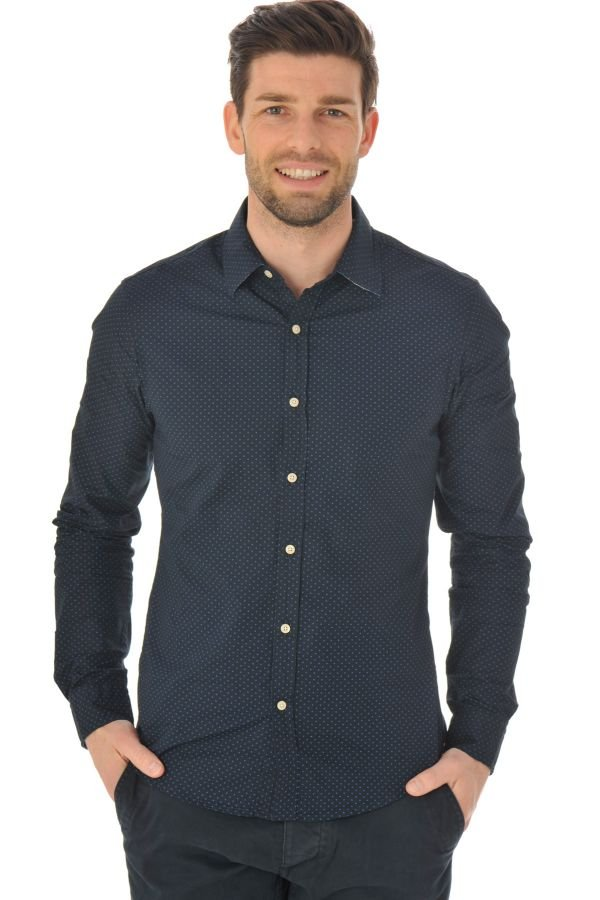 Chemise Homme Scotch and Soda 130708 A