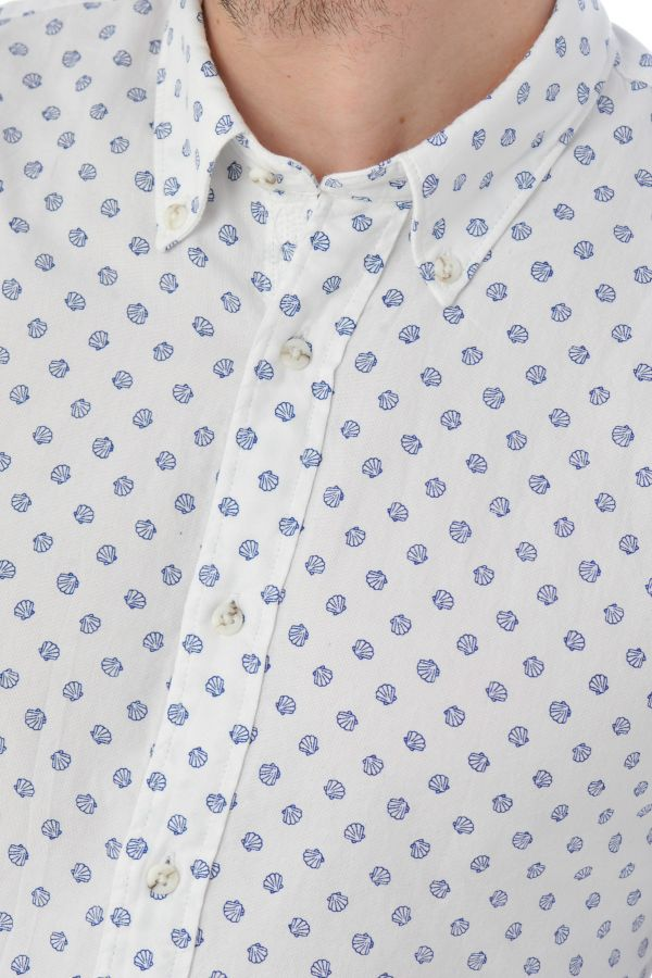 Chemise Homme Scotch and Soda 130702 E