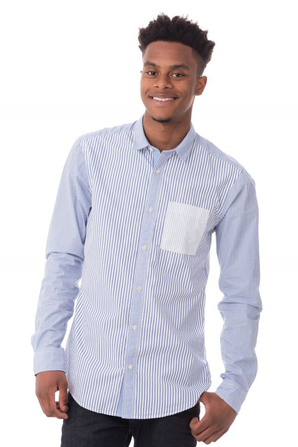 Chemise Homme Scotch And Soda 136332 0217