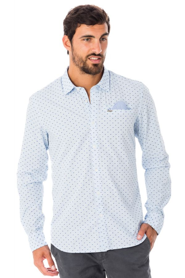 Chemise Homme Scotch and Soda 132544 22