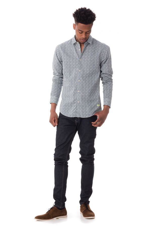Chemise Homme Scotch and Soda 136346 0221