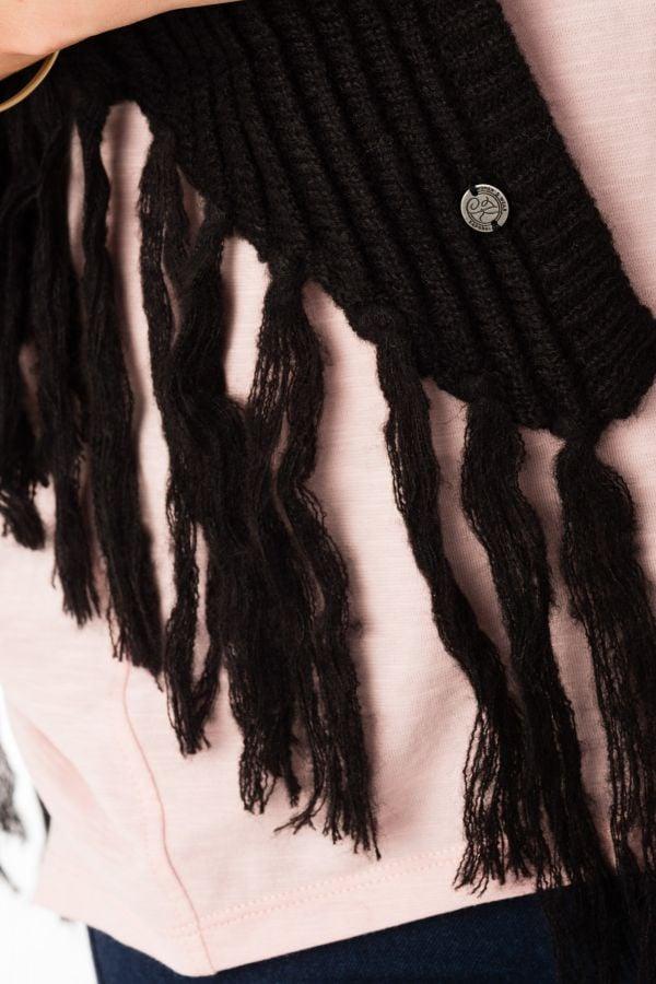 Echarpe Femme Kaporal TOZ BLACK