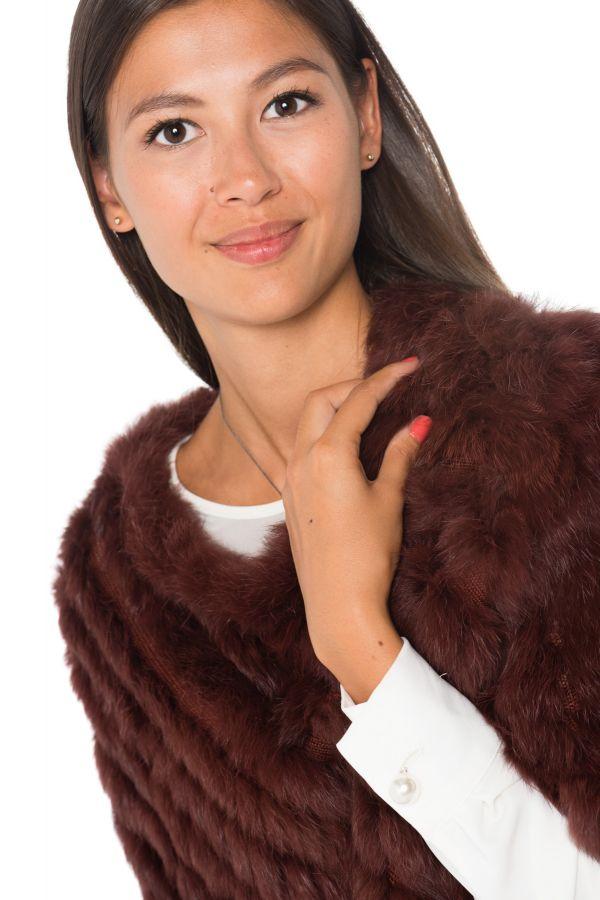Fourrure Femme Oakwood DAVOS TABACCO 511