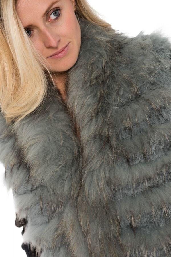 Fourrure Femme Oakwood BEAUTY BLEU CLAIR 532