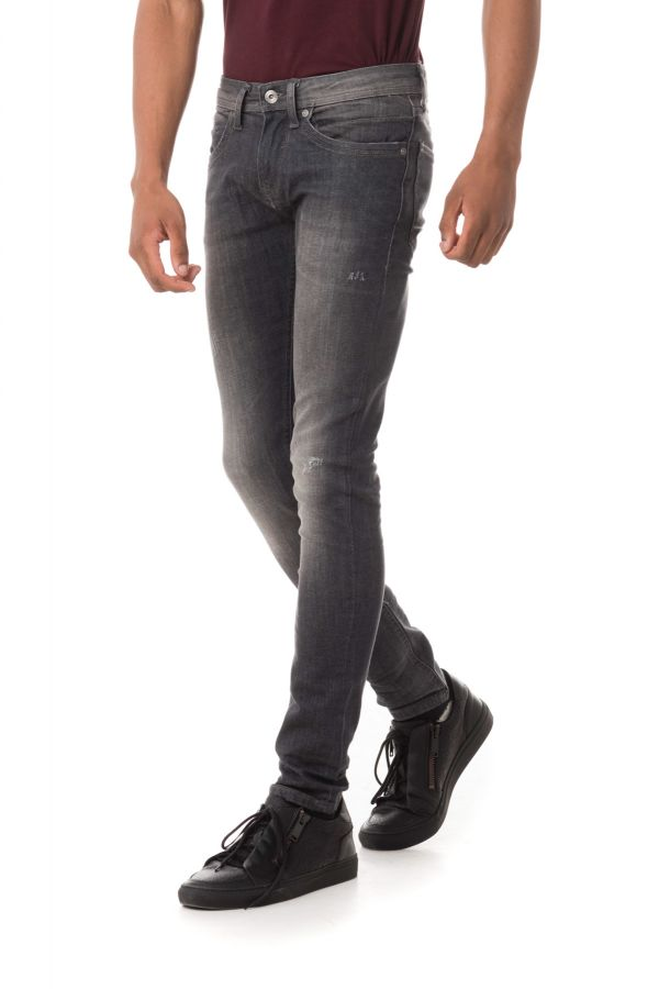 Jean Homme Redskins OTIS 2 SHESTER GREY USED