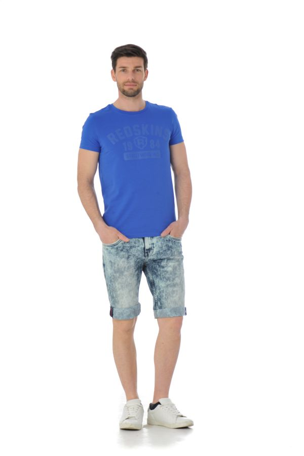 Jean Homme Redskins TOMMY SEAB FREEZE BLUE P16