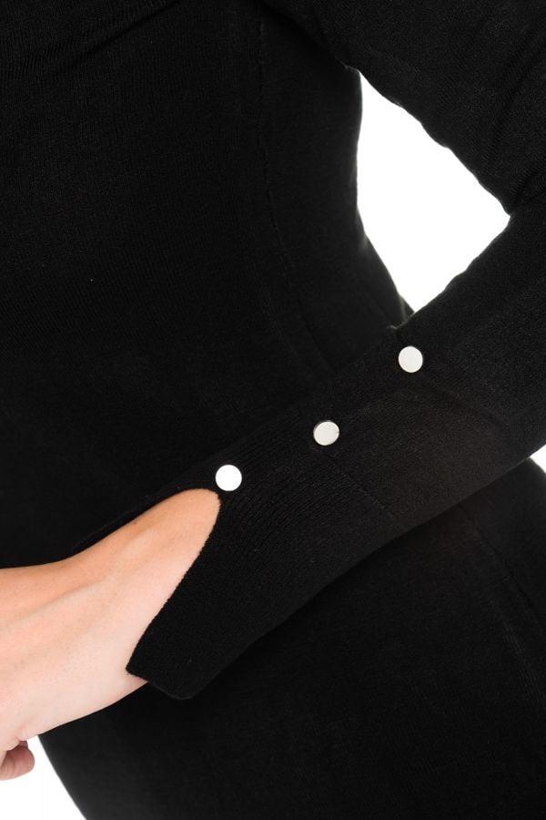 Jupe/robe Femme Kaporal CYBIL BLACK