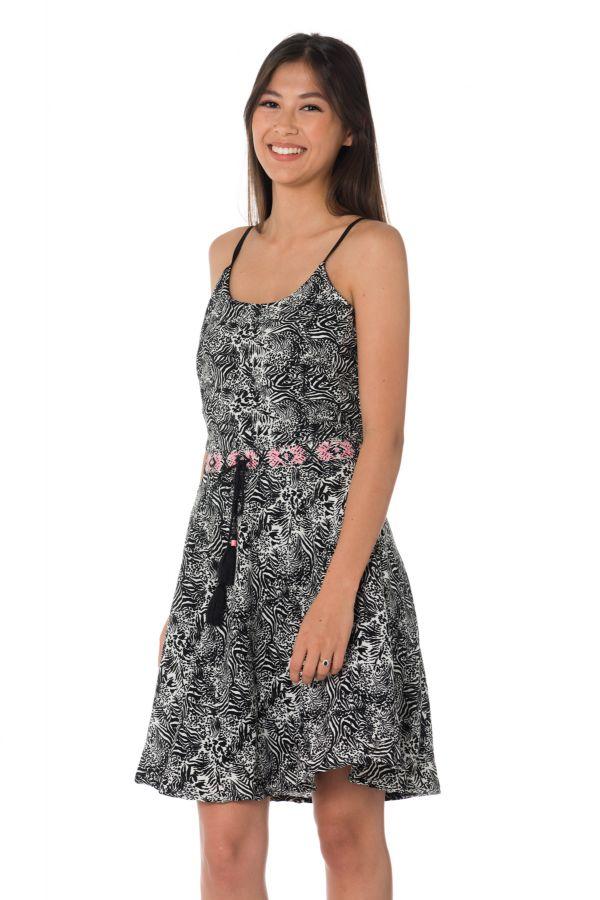 Jupe/robe Femme Kaporal WAK OFF WHITE