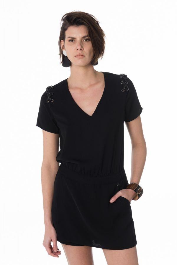 Jupe/Robe Femme Kaporal FLATE BLACK