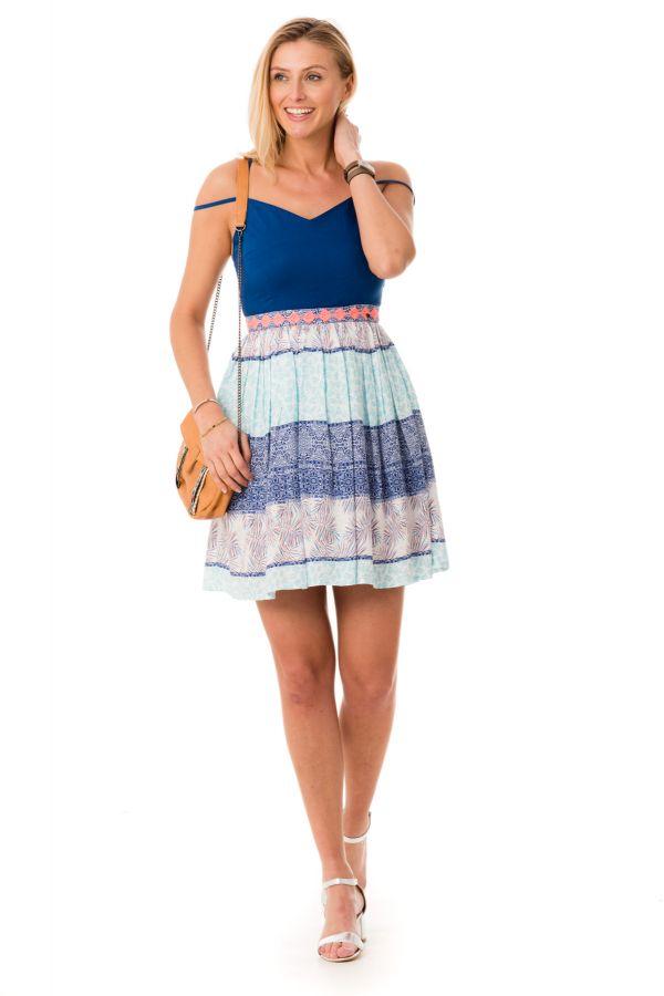 Jupe/Robe Femme Kaporal NORS STRONG BLUE