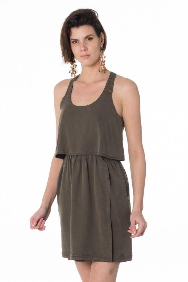 6c229d55762 Jupe Robe Femme Kaporal FIXE TREIL - Cuir-city.com