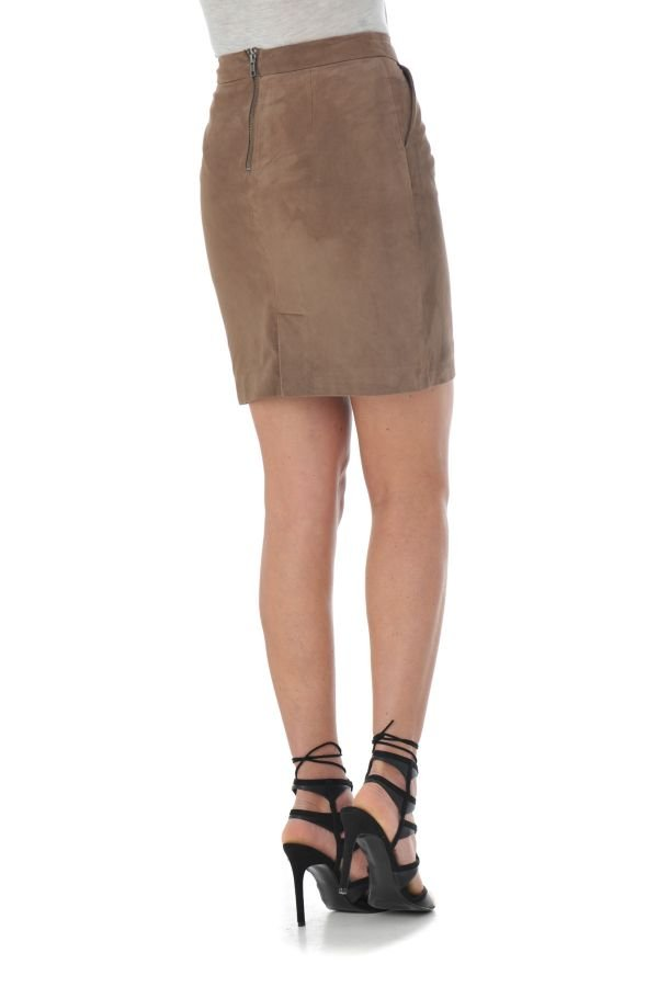 Jupe/Robe Femme Oakwood SUGAR SMOKE 565