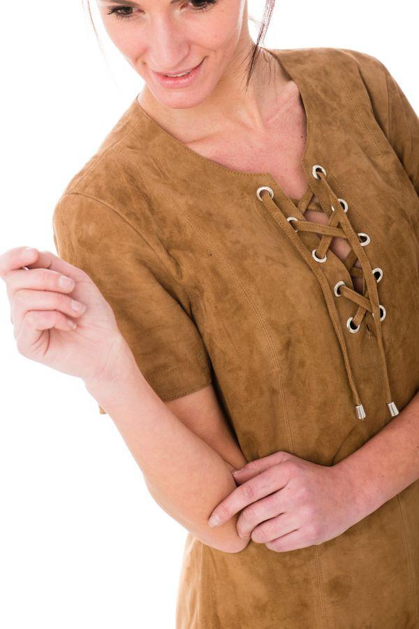 Jupe/robe Femme Oakwood ATHENA TAN 515
