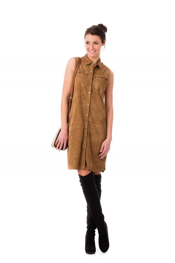 Jupe/Robe Femme Oakwood SAHARA TAN 515