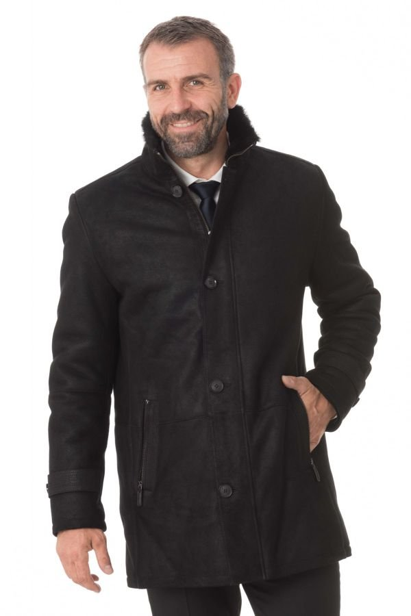 Veste Homme Mendel Noir October 29th Merinos lJ31TKcF