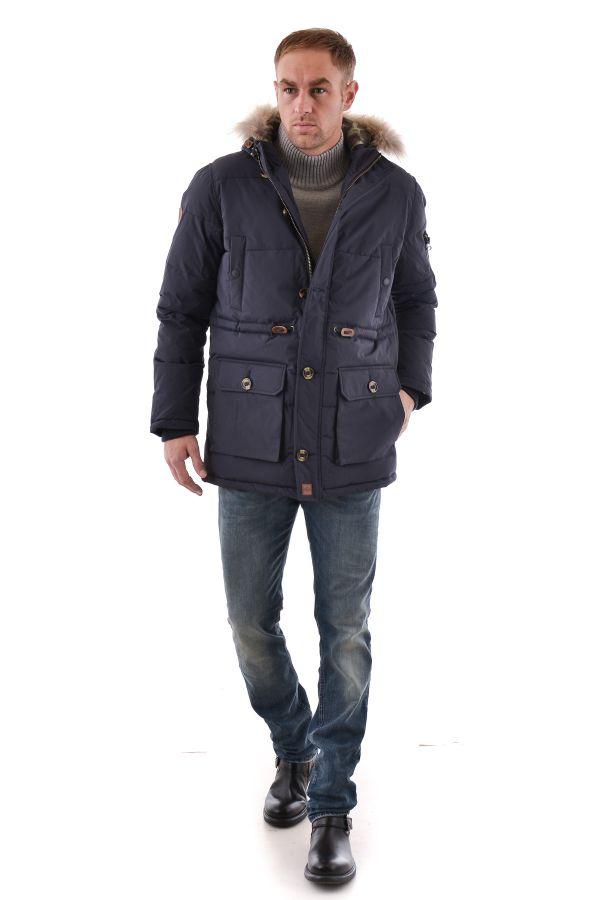 Manteau homme kaporal zumit navy h15 cuir - Lycee jacobins beauvais portes ouvertes ...