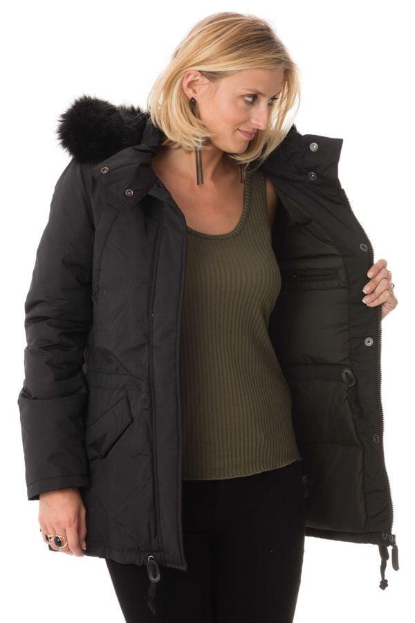 0ec8c5ef3418 Manteau-Schott-Manteau-femme-Schott-en-coton-et-nylon-noir-file-596cd4a206b50.jpg