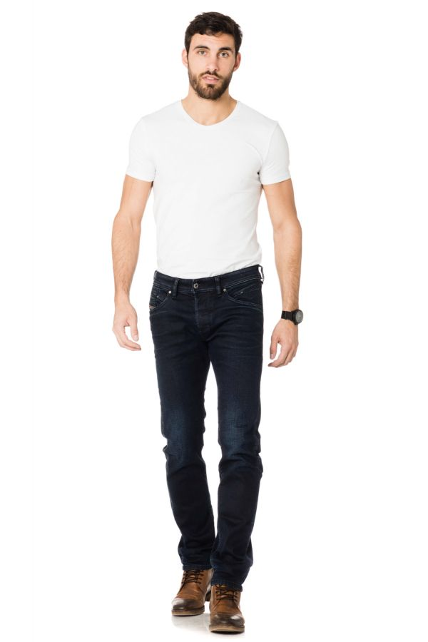 Pantalon Homme Diesel BELTHER 0687R 00S4IN