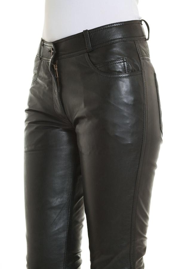 Pantalon Femme Last Rebels HELENA AG BLACK