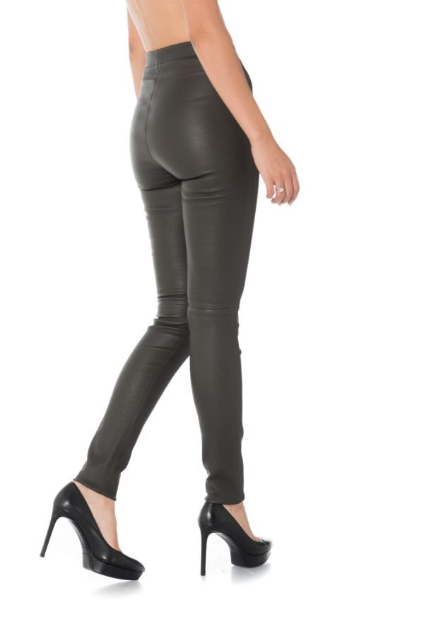 Pantalon Femme Oakwood ANTARES KAKI FONCE 626
