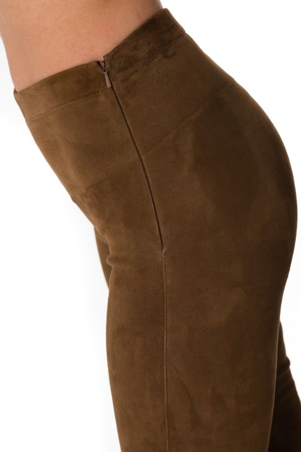 Pantalon Femme Oakwood ANTARES TABACCO 511