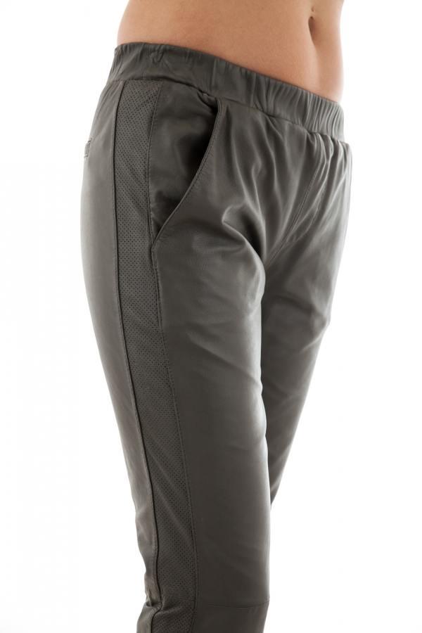 Pantalon Femme Oakwood JOGGY GRIS CLAIR 528