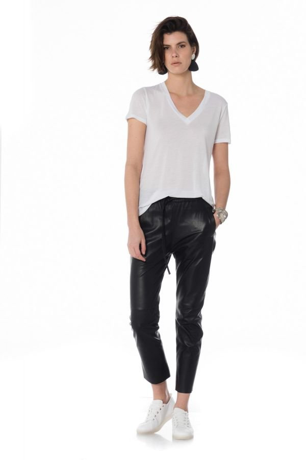 Pantalon Femme Oakwood GIFT NOIR 501