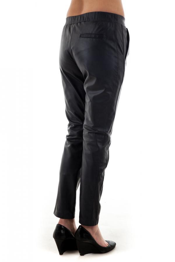Pantalon Femme Oakwood JOGGY BLEU MARINE 534