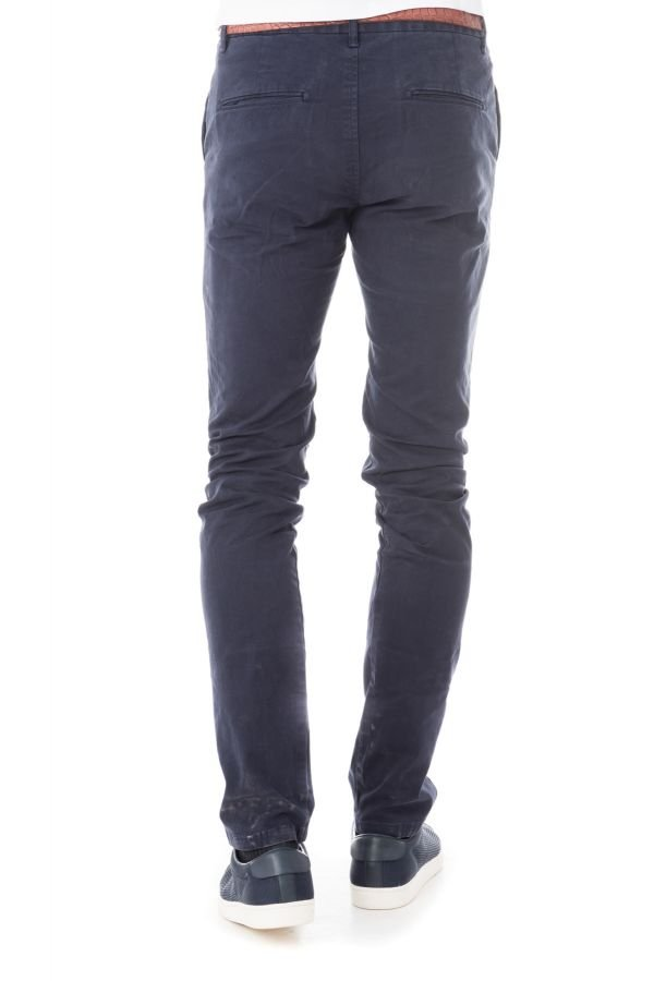pantalon homme scotch and soda 101694 55 cuir. Black Bedroom Furniture Sets. Home Design Ideas