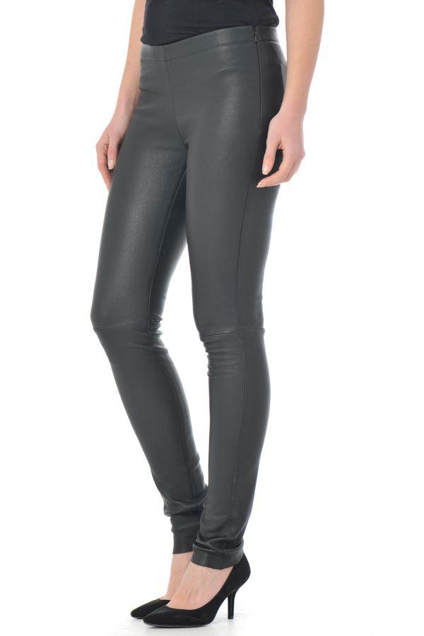 Pantalon Femme Serge Pariente LEGGING STRETCH AG NOIR